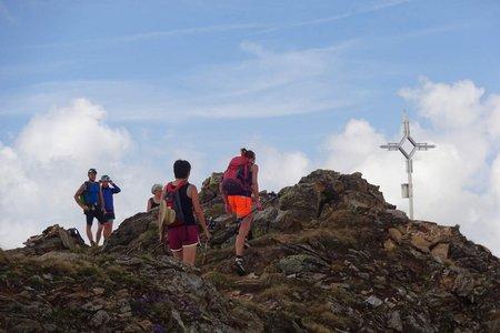 Napfspitze (2888 m) aus dem Zösenbergtal