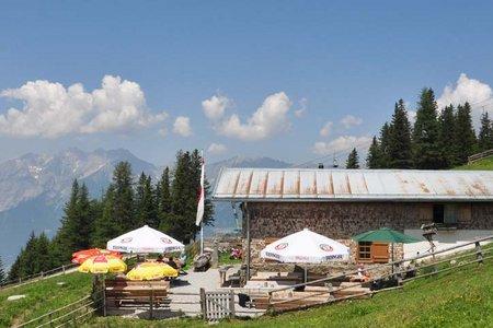 Bergstation Patscherkofelbahn - Patscher Alm - Talstation