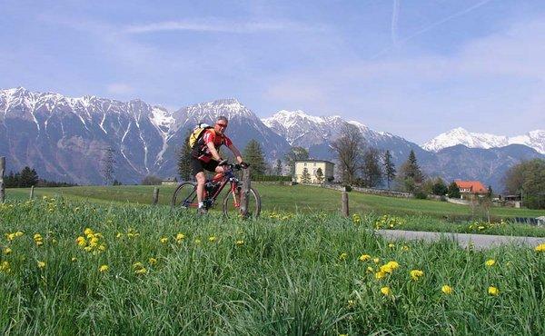 Bike & Hike Touren in Tirol