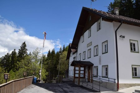 Lans – Igls – Alpengasthof Heiligwasser