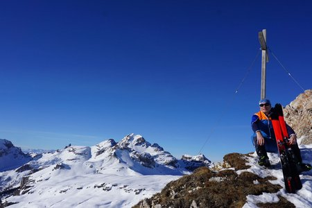 Col dala Sone (2633m) von Kolfuschg