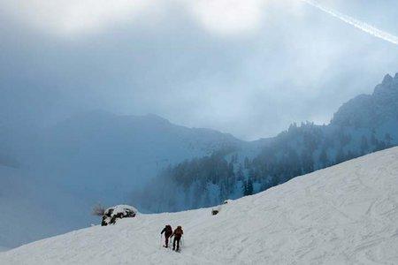 Kleiner Galtenberg (2318 m) aus dem Greiter Graben
