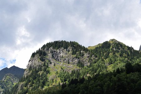 Lampskopf Klettersteig zur Italienischen Tribulaunhütte