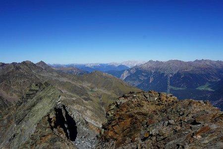 Luibiskogel (3110m) aus dem Pitztal