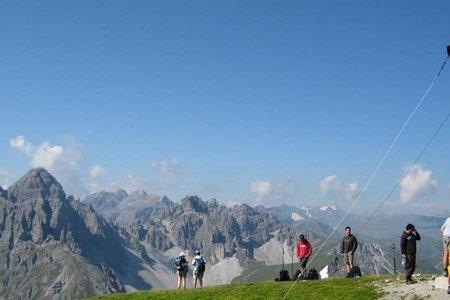 Nockspitz (2404 m) vom Birgitzköpflhaus