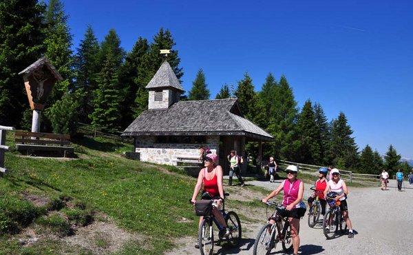 Bike & Hike Touren in Südtirol