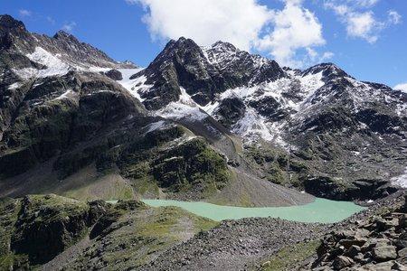 Grastalsee (2533m) von Niederthai