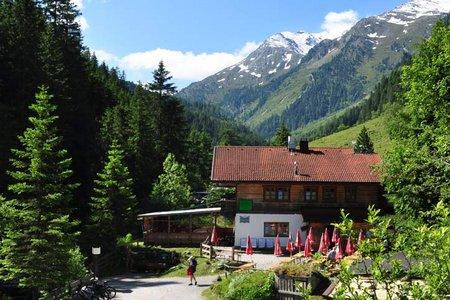 Halsmarter - Voldertalhütte - Windegg (Rundwanderweg Voldertal)