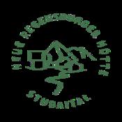 Logo Neue Regensburger Hütte, 2286 m - Stubaital