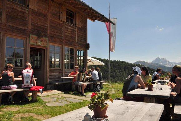 Die schönsten Berghütten in Südtirol