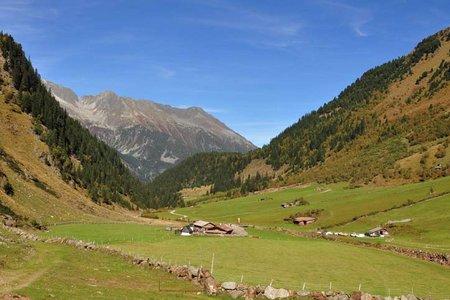 Bsuchalm (B'suachalm) durch das Langetal