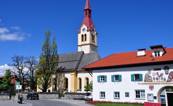 Igls - Südliches Mittelgebirge
