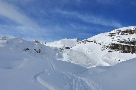 Östliche Oberbachernspitze (2675 m) durch das Bacherntal