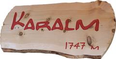 Logo Karalm - Pinnistal