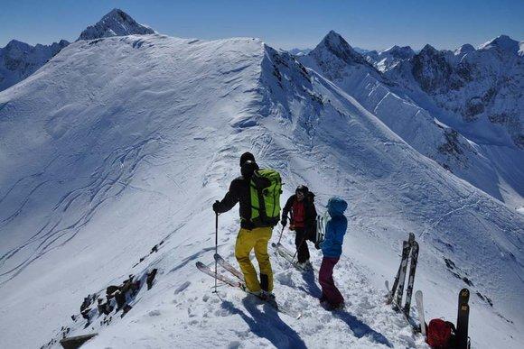 Besondere Skitouren-Regionen in Osttirol
