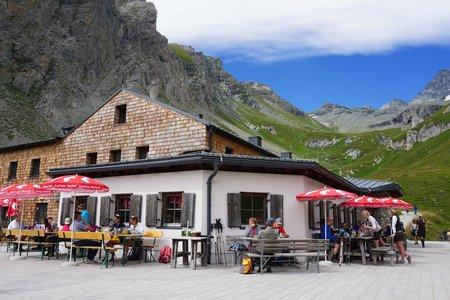 Alpengasthof Lucknerhaus & Lucknerhütte von Lesach