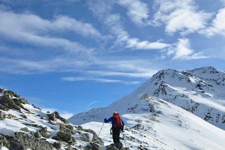 Pirchkogel (2828 m) von Marlstein