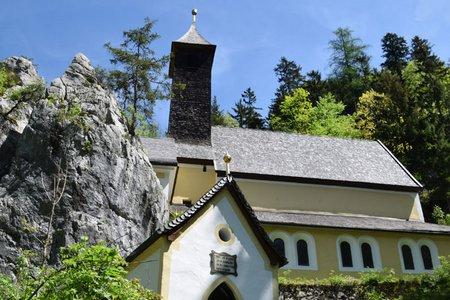 Wallfahrtskirche Maria Klobenstein von Kössen