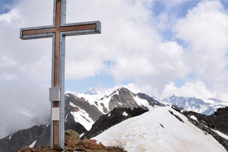 Portlesspitze vom Glieshof (3074 m)