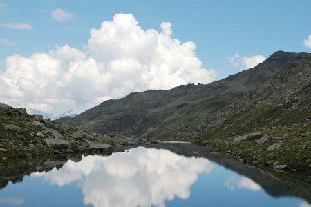 Blaue Seen (2382m) vom Patscherkofel