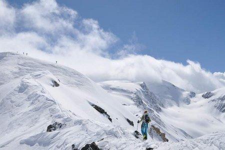 Suldenspitze (3376 m) von Sulden
