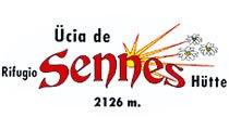 Logo Sennes Hütte, 2126 m - St. Vigil