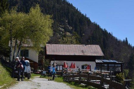 Alpengasthof Rauschbrunnen vom Planötzenhof