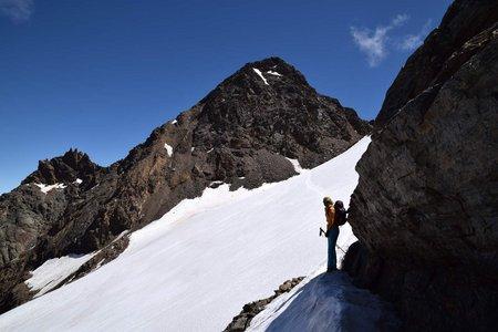 Zufrittspitze (3439 m) aus dem Martelltal