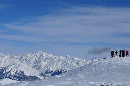 Piz Terza (2909 m) von Lü