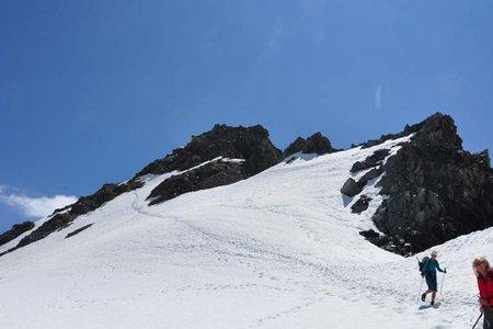 Kesselwandspitze (3414 m) von der Vernagthütte