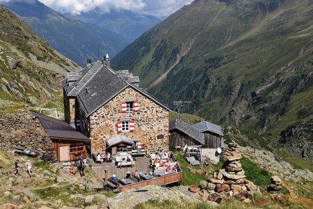 Tag 4: Bremerhütte - Nürnberger Hütte