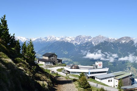 Patscherkofel Bergstation - Aldranser Alm - Rinn