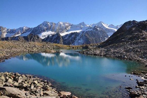 Wanderungen zu Bergseen in Tirol