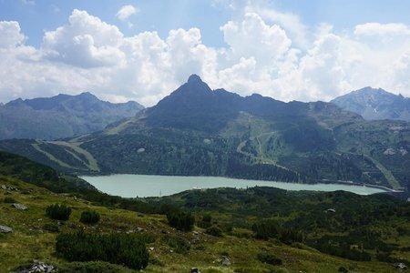 Kopssee Rundwanderung vom Alpengasthof Zeinisjoch