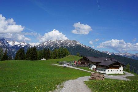 Marienbergjoch von Ehrwald