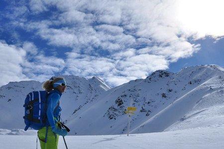 Kleine Aifner Spitze (2558 m) von Falpaus