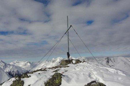 Fotscher Windegg (2577 m) aus dem Fotschertal