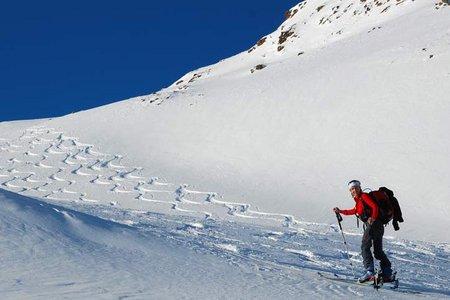 Spi da Rusenna (2717 m) von Rojen