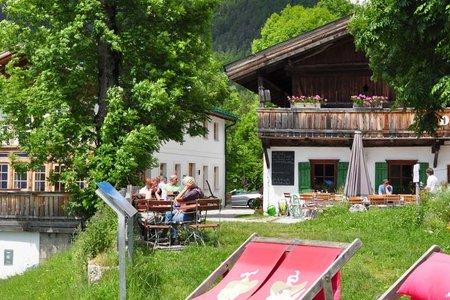 Mittenwald - Leutasch - Ropferstub'm