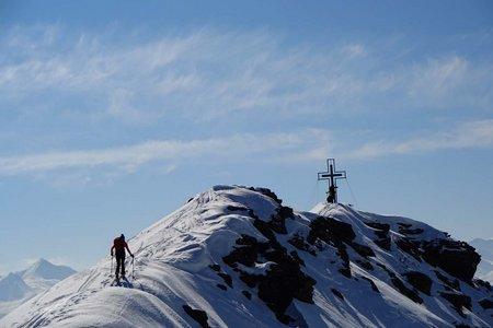 Gamskogel (2206 m) vom Steinberghaus