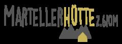 Logo Marteller Hütte, 2610 m - Martelltal