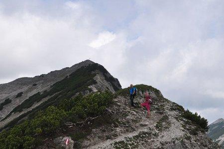 Seebergspitze (2085 m) von Pertisau