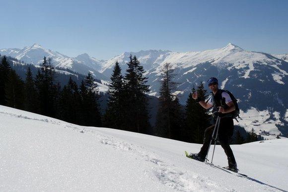 Alpbachtal & Tiroler Seenland, Brandenberg