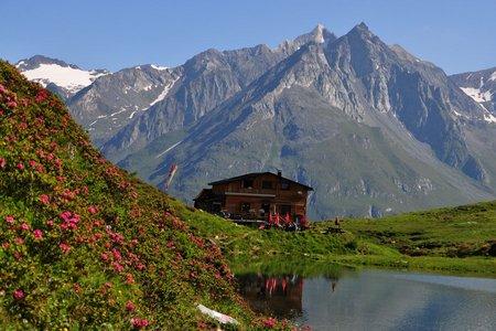 Berger See Hütte (2182 m) durch das Zopanitzental
