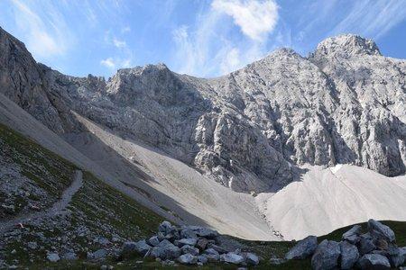 Kleine Karwendel-Durchquerung am Gipfelstürmerweg