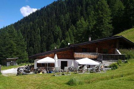 Trunahütte von Steinach am Brenner