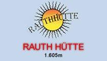 Logo Rauth Hütte, 1605 m - Leutasch