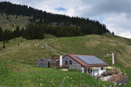 Schwarzrieshütte – Altkaseralm Rundfahrt von Nußdorf