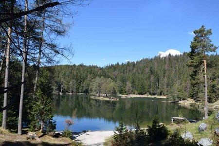 Seefelder Plateau - Seenrunde von Inzing