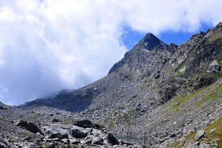 Tschigat (3000 m) von der Leiteralm